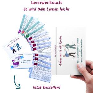 Lernwerkstatt - Lernhilfe mit Lernkarten - einfacher Lernen lernen
